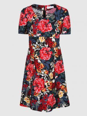 Красное платье мини Sonia Rykiel