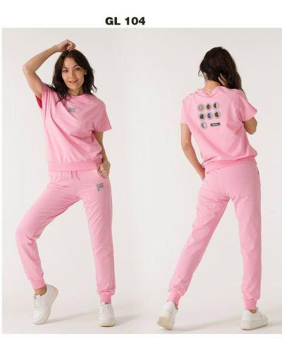 Спортивный костюм - розовый Sogo