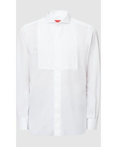 Рубашка - белая Isaia