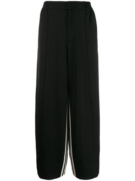 Спортивные брюки с лампасами свободные Y-3