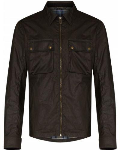 Klasyczna kurtka - brązowa Belstaff