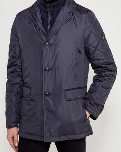 Утепленная куртка - синяя Bazioni