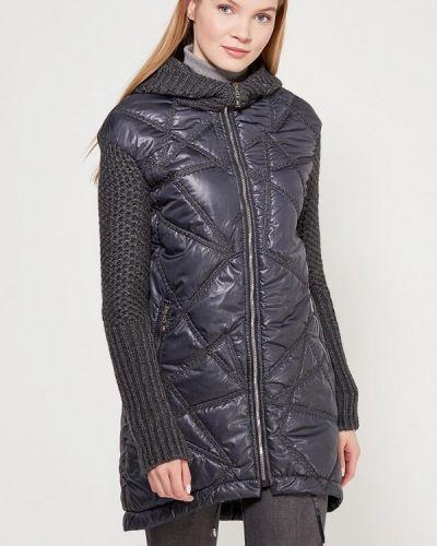 Утепленная куртка демисезонная весенняя Grand Style