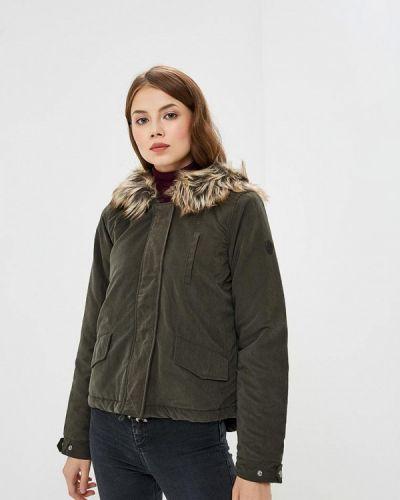 Утепленная куртка осенняя Only