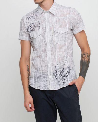 Рубашка - серая Cipo & Baxx