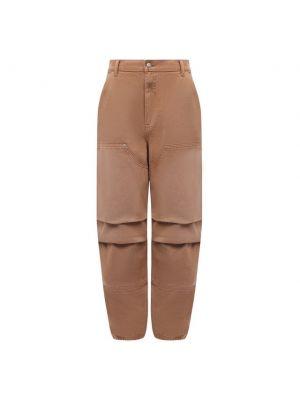 Хлопковые джинсы - бежевые Denim X Alexander Wang