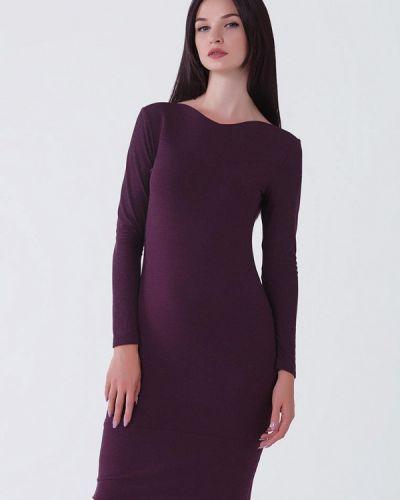 Платье - бордовое My Atelier