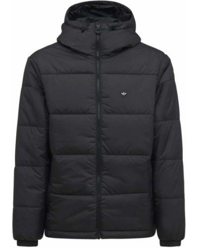 Дутая куртка - черная Adidas Originals