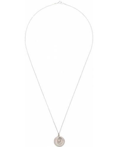 Серебряное ожерелье Sasha Samuel