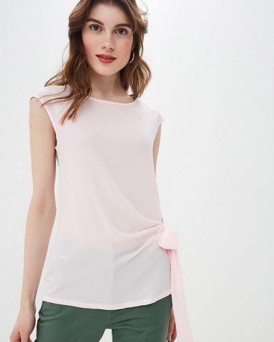 Блузка без рукавов розовый Ostin