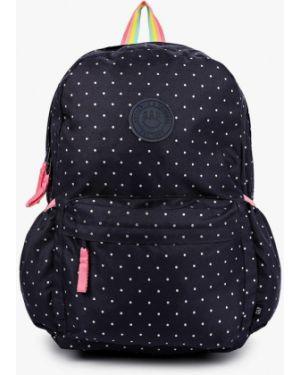 Рюкзак синий текстильный Gap