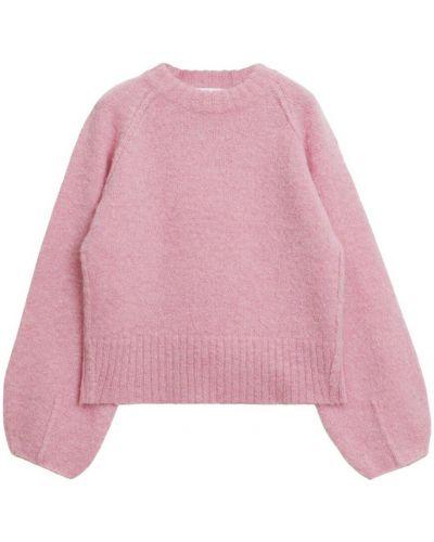 Różowy sweter Rodebjer
