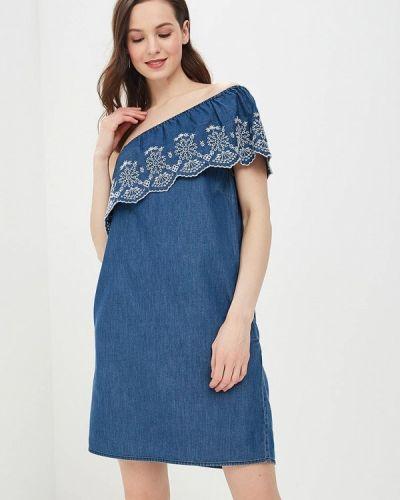 Джинсовое платье весеннее Dorothy Perkins