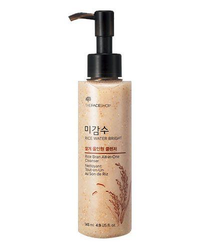 Гидрофильное масло очищающее для лица The Face Shop