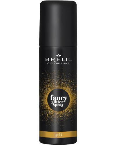 Желтый спрей для волос Brelil Professional