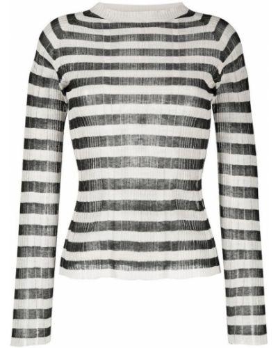 Biały sweter Alysi