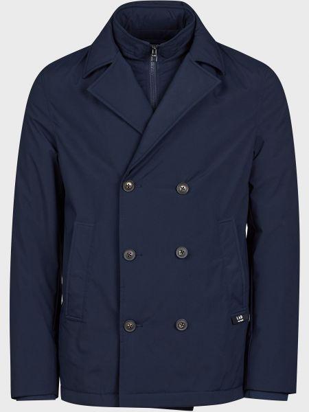 Куртка на пуговицах - синяя Lab. Pal Zileri