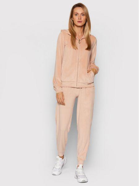Dres - różowy Emporio Armani Underwear