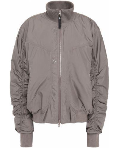 Текстильная куртка с карманами с манжетами Adidas By Stella Mccartney
