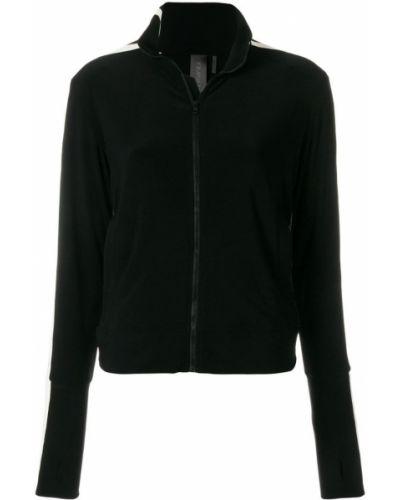 Куртка черная на молнии Norma Kamali