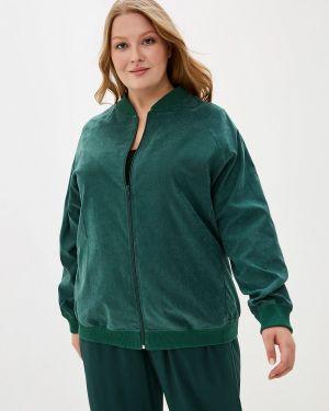 Куртка - зеленая Jp