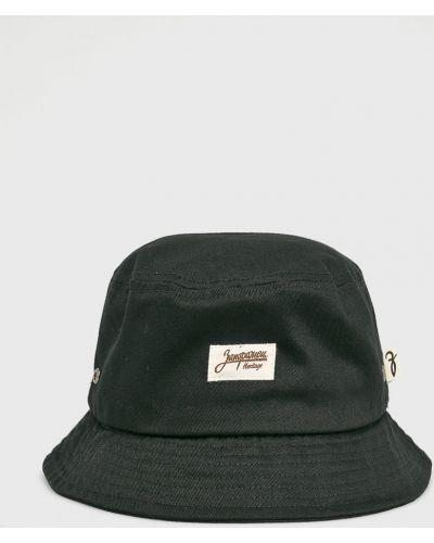Черная шляпа True Spin