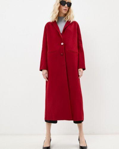 Пальто - бордовое Twinset Milano