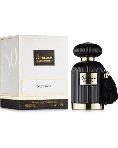 Черная парфюмерная вода Fragrance World