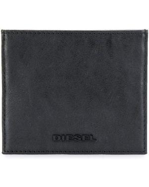 Черный кошелек Diesel