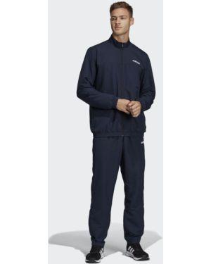 Костюмный костюм классический с воротником Adidas