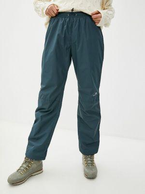 Бирюзовые зимние брюки Nordway