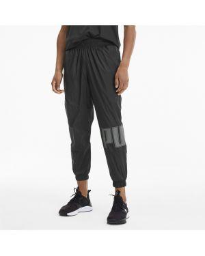 Спортивные брюки с поясом с надписью Puma