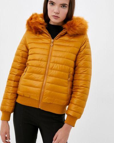 Бежевая демисезонная куртка Z-design