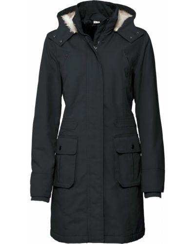 Черная куртка Bonprix