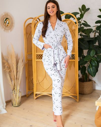 Пижама со штанами Violet Delux