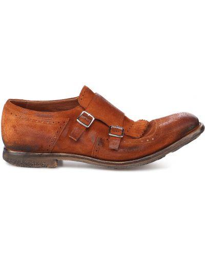 Loafers - brązowe Churchs