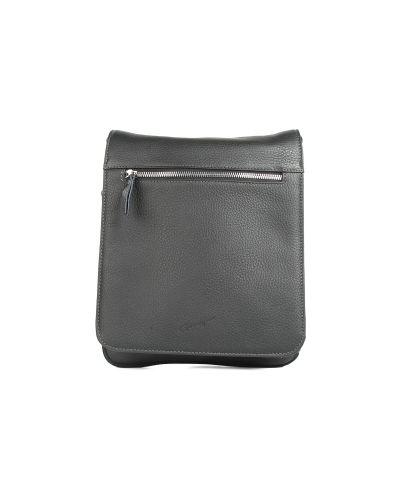 Кожаная сумка текстильная Gerard Henon