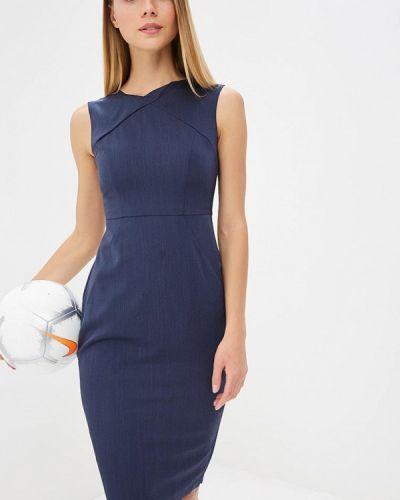 Синее платье футляр Dorothy Perkins