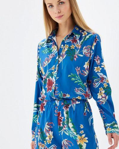 Синяя блузка Care Of You