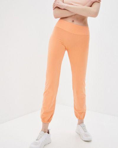 Спортивные брюки - оранжевые Deha
