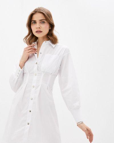 Платье - белое Miss Gabby