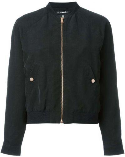 Черная куртка Minimarket