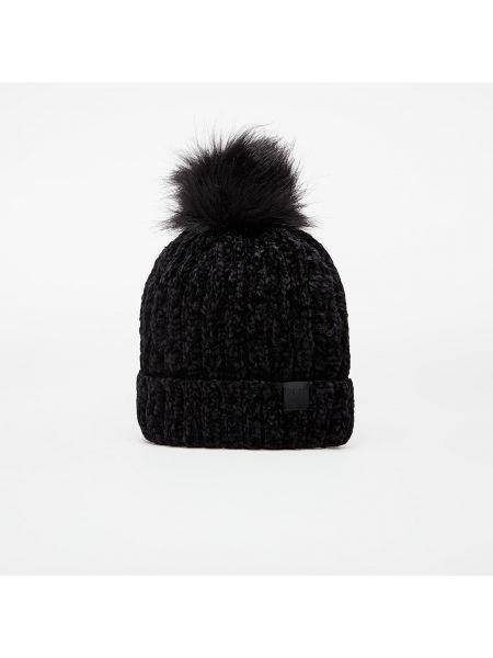 Czarna czapka beanie Champion