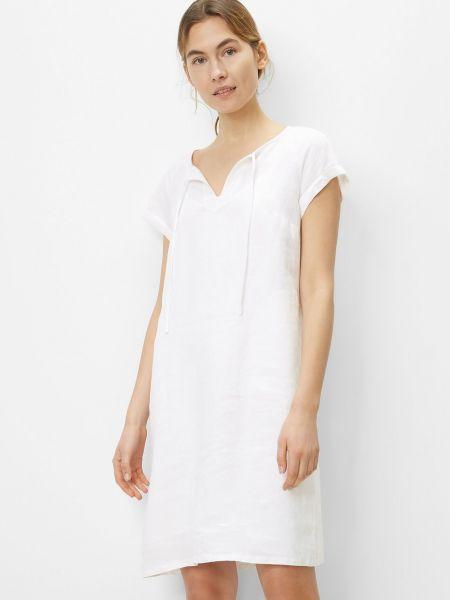Повседневное текстильное платье Marc O'polo