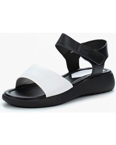 Черные сандалии Berkonty