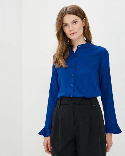 Синяя блузка с длинным рукавом Compania Fantastica