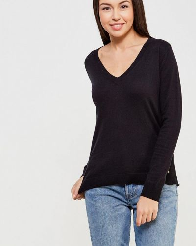 Пуловер черный Delicate Love