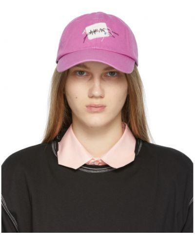 Czarna czapka bawełniana Ader Error