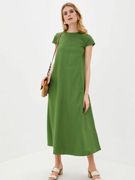 Зеленое платье снежная королева