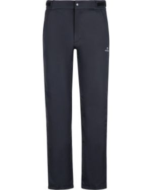 Спортивные брюки утепленные черные Nordway